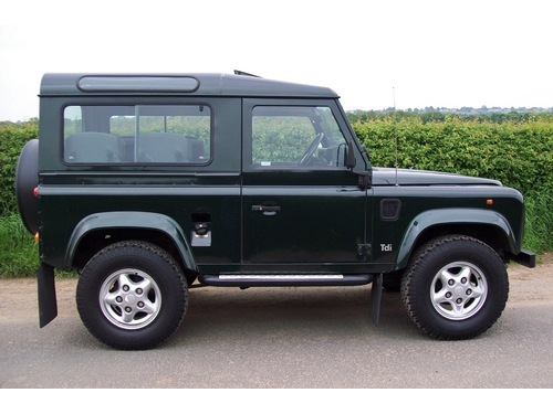 1997 R Land Rover Defender 90 County Station Wagon 300 Tdi