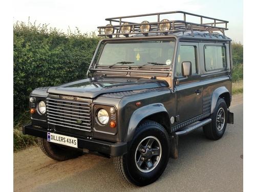 2001 51 Land Rover Defender 90 Td5 Tomb Raider Special